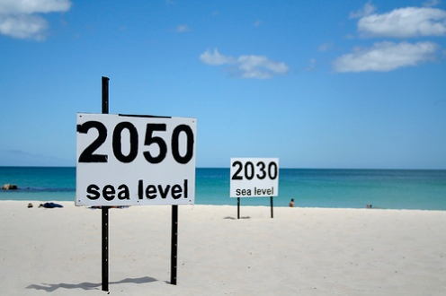 sea level photo